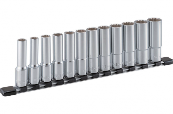 Tone Hdl412 Deep Socket Set With Socket Holder Kouei